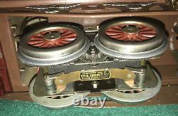 1923 LIONEL 402 STANDARD GAUGE ELECTRIC ENGINE LOCOMOTIVE Mohave/Maroon Rare