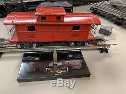 1934 Pre-war American Flyer O Gauge Electric Train set Lot Must See Collector