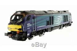 4D-022-016 Dapol OO Gauge Class 68 68034 DRS Diesel Electric Locomotive Boxed