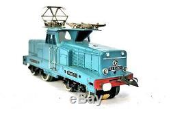 AC1147French Vintage Hornby 0 Gauge TZB Electric Locomotive No BB13001