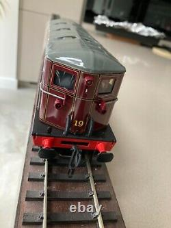 ACE Trains O Gauge Metropolitan Vickers Bo Bo Electric Locomotive No. 19