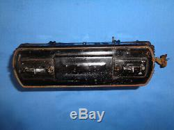 American Flyer #3020 Pre-war O Gauge Boxcab Electric Locomotive. Runs Well