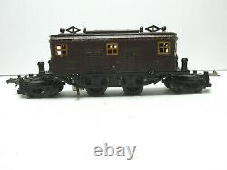 American Flyer 3020 Prewar O Gauge Electric 4-4-4 Locomotive Runs Great