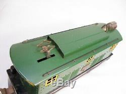 American Flyer 4643 Electric Loco Green Standard Gauge X3181