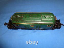 American Flyer Prewar O Gauge #3020 Boxcab Electric Locomotive. Runs