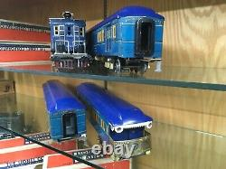 American Flyer Standard Gauge 4687 Litho President Special Set EX- to EX