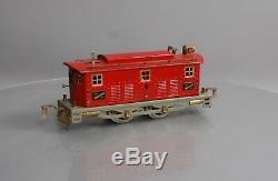 American Flyer Std Gauge Vintage Tinplate 0-4-0 Electric Locomotive