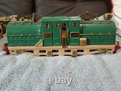 American Flyer prewar Standard gauge Pocohontas set Restored