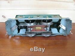 American Flyer standard gauge 4684 boxcab electric engine, green