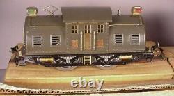Antique Lionel Train #352 original box Standard Gauge 1920's Gray Engine & Cars