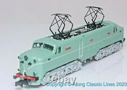 Arnold HN2344, N gauge, Spanish Co-Co Electric Locomotive 7702, RENFE pale gr