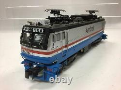 Atlas 6202-1 Amtrak 908 O Gauge AEM-7 Electric Locomotive