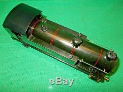 BASSETT LOWKE O Gauge L. M. S. 0-6-0 TANK LOCO 20 Volt AC Electric C1937 0 Gauge