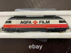 BOXED ROCO 43652 sbb 460 015-1 AGFA ELECTRIC LOCOMOTIVE H0 GAUGE
