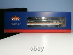 Bachmann 1/76 OO Gauge Class 47 Intercity Swallow Fire Fly 47834 32-815