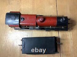 Bassett Lowke O Gauge Electric DC LMS Maroon 4-4-0 Compound Locomotive 1190