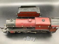 Bassett Lowke O Gauge Electric Royal Scot LMS 6100 Locomotive & Tender