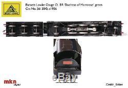 Bassett-Lowke O-gauge BR Locomotive Duchess of Montrose 5613/0