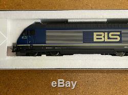 Boxed Roco 43656 Bls Re 465 015-6 Electric Locomotive H0 Gauge