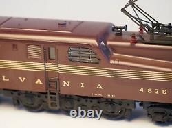 Brass Weaver O Gauge Pennsylvania Gg-1 Tuscan 5 Stripe Original Box