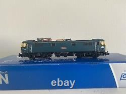 Dapol N Gauge 2d-026-004 Class 86 Bo-bo Electric 86216 Meteor Br Blue Livery