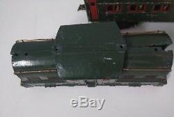 Dorfan 3920 Locomotive Green Die-cast Standard Gauge W Dorfan 772 For Parts