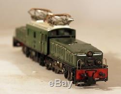 Early Marklin HO Gauge Swiss Crocodile Locomotive, Version 5, 1951 Olive Green