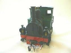 Ets O Gauge 0-4-0 Electric 2 Rail Lucie Locomotive Excellent