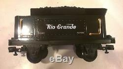 Eztec G Gauge 2050 ENGINE, RIO GRANDE TENDER & REMOTE Train-Scientific Toy