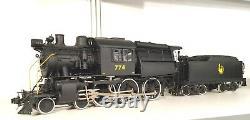 Fine Art Models Gauge 1 Steam Camel Back Messingmodell with Sound New KM1