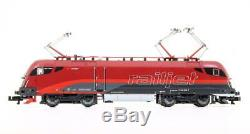 Fleischmann'n' Gauge 731171 Railjet Obb 1116 218-7 Electric Loco DCC Sound