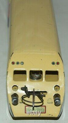 French Hornby O Gauge Sncf Electric Autorail In Very Good Original Condition