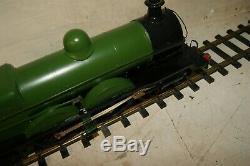 Gauge 1 45mm KITBUILTBrass Nickel LNER BR Atlantic 4-2-2 Green 2 rail electric
