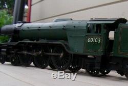Gauge 1 B R class A3 acucraft electric locomotive
