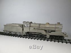 Gauge 1 Scratch / Kit Built Electric GCR / LNER D11 4-4-0 Unpainted Locomotive