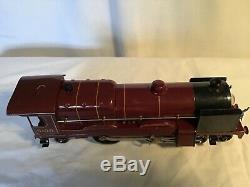 HORNBY O GAUGE 20 volt 320 LMS ROYAL SCOT. Red. (Electric). 20 V