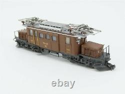 HOm Gauge Bemo 1298142 RhB Swiss Ge 4/4 182 Krokodil Electric Locomotive