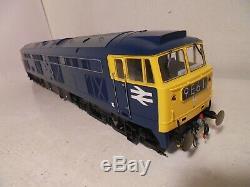 Heljan O Gauge 5352-Class 53FALCON-1200-Diesel Loco-BR Blue/yellow-xcelnt/boxd