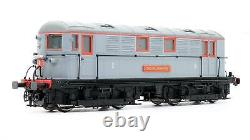 Heljan'oo' Gauge 9002 Metropolitan/bobo Wartime Grey Locomotive