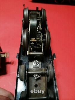 Hornby, Bing. Bassett markel O Gauge Clockwork Locomotive 2711 GWO