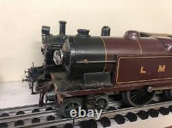 Hornby O Gauge 20 Volt E220 Tank Locomotive 6954 IWO. Auto Reverse