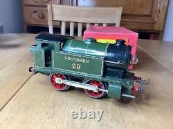 Hornby O Gauge 20 Volt Electric E120 Southern 0-4-0 Tank Loco 29
