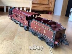 Hornby O Gauge 3E 20 Volt Electric LMS 4-4-2 6100 Royal Scot
