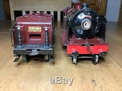Hornby O Gauge E320 20 Volt Electric LMS 4-4-2 6100 Royal Scot