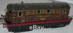 Hornby O Gauge Electric Low Voltage Metropolitan Locomotive
