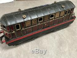 Hornby O Gauge Metroplotian Electric 6v 0-4-0 Loco
