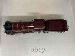 Hornby O Gauge Pre-War 3 Rail Electric E120 0-4-0 No. 1 Special Loco & Tender