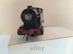 Hornby O gauge 20v Electric SR tank locomotive