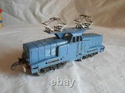 Hornby O gauge 3 rail Electric loco TZB BB13001 SNCF French 1960s working