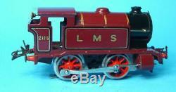 Hornby O gauge electric LMS No1 tank locomotive